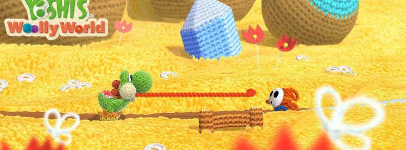 Yoshi's Woolly World header