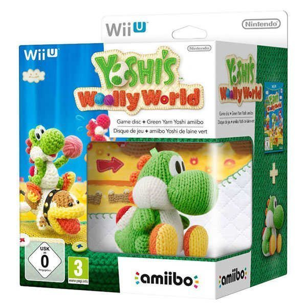 Yoshi's Woolly World limited edition