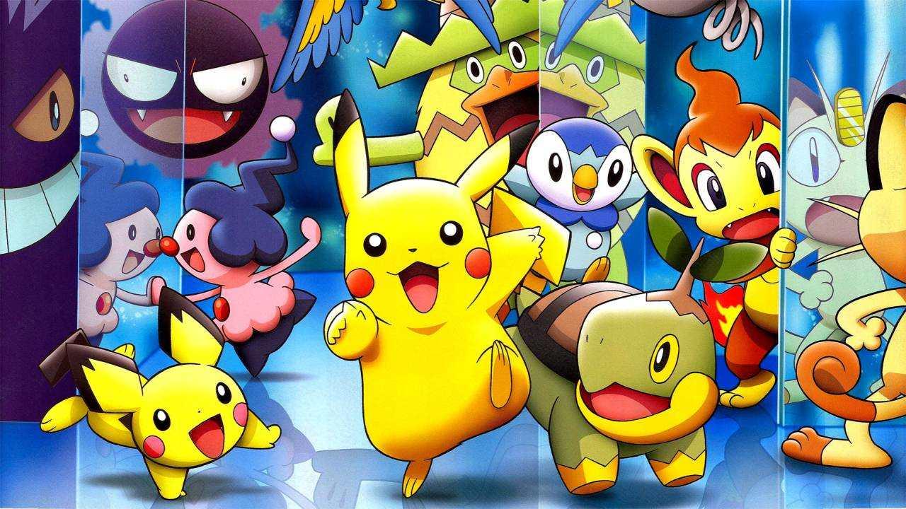 copertina pokémon