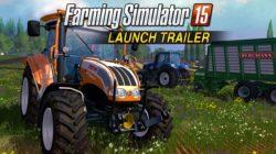 Farming Simulator 15 – Trailer di lancio