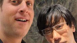 Perché Keighley incontra Kojima in Giappone?