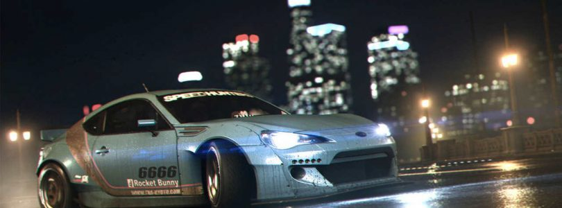 Need for Speed si fa in 5 per stupire