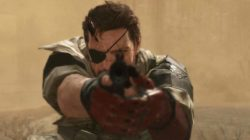Metal Gear Solid V: The Phantom Pain si mostra in uno splendido artwork
