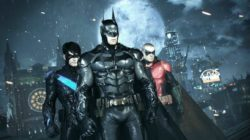 Disponibile su Steam la patch per Batman Arkham Knight