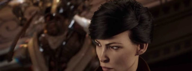 Dishonored 2 in qualche scatto
