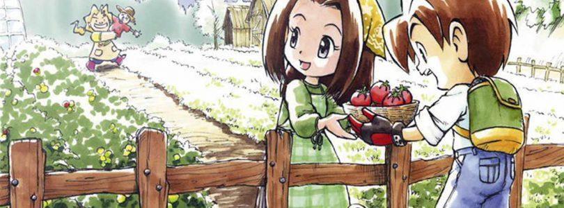 Harvest Moon: Seeds of Memories arriva su PC e Wii U