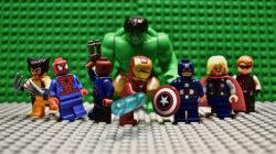 Primo trailer per LEGO Marvel's Avengers