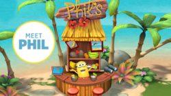 Annunciato Minions Paradise per piattaforme Mobile!