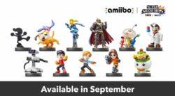 Ganondorf e i Lottatori Mii tra i nuovi amiibo in arrivo