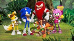 Sega annuncia Sonic Boom Fire & Ice per Nintendo 3DS