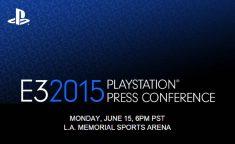 E3 2015: Conferenza Sony – Seguila qui in diretta streaming