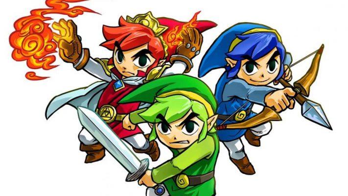 The Legend of Zelda: Tri Force Heroes – Anteprima