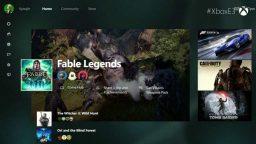 Nuova interfaccia utente Xbox One in arrivo quest'estate, Cortana inclusa