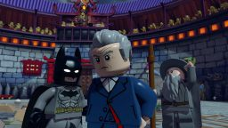 Doctor Who approda in LEGO Dimensions