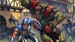 Blood Bowl 2: 1080p solo per la versione Playstation 4