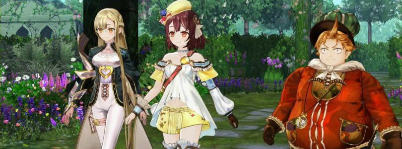 Atelier Sophie: The Alchemist of the Mysterious Book – Nuovi screenshots