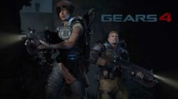Gears of War 4 avrà una beta multiplayer nel 2016
