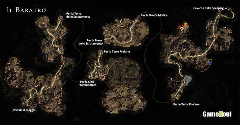 Il Baratro: come raggiungere le caverne della Spellplague