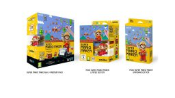 Super Mario Maker: svelati bundle ed edizioni celebrative