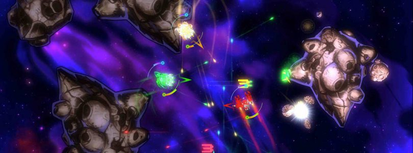 In Space We Brawl è disponibile su PC/Mac tramite Steam