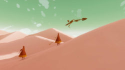 Journey – video gameplay della versione PS4