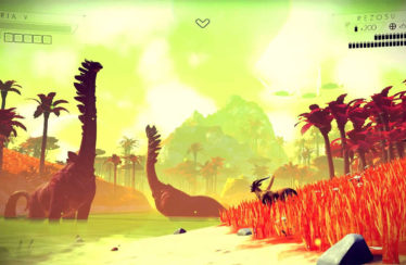 No Man's Sky – 18 minuti di gameplay