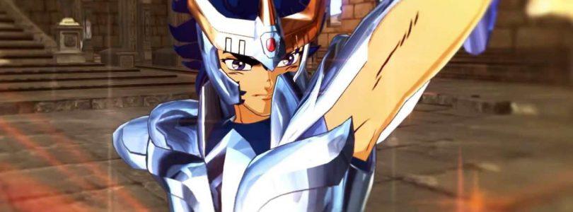 Saint's Seiya Soldiers' Soul: Siegfried vs. Pegasus Gameplay