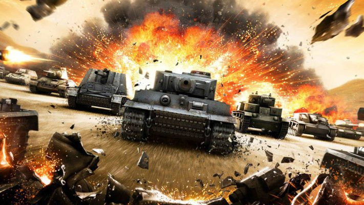 A breve World of Tanks sarà anche su Xbox One