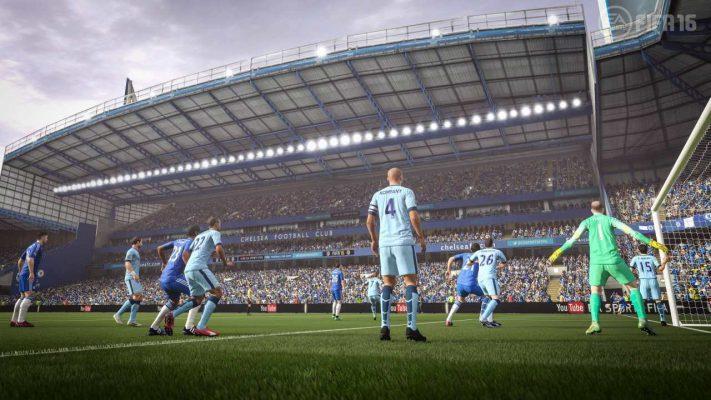 FIFA 16: svelati tutti gli stadi presenti