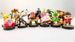 Nintendo presenta i nuovi Amiibo
