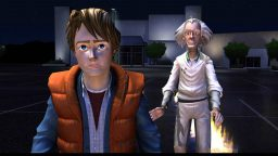 Back to the Future: The Game ritorna su PS4, Xbox One e PC