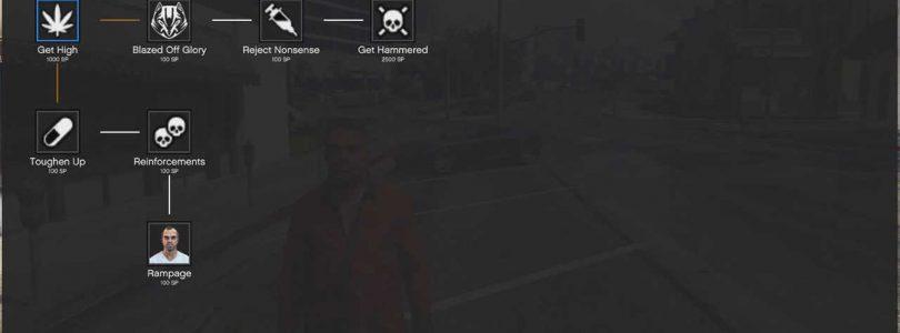 GTA V diventa un gioco di ruolo