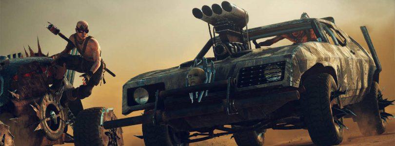 Pubblicati ben 70 minuti di gameplay di Mad Max
