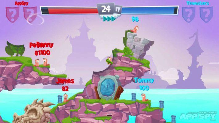 Annunciato Worms WMD per PC, Xbox One e Worms 4 per Mobile