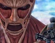 Attack on Titan annunciato per PS3, PS4 e PSVita