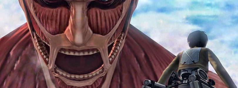 Il gameplay di Attack on Titan su PS4
