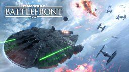 Star Wars Battlefront, ecco il trailer di Fighter Squadron