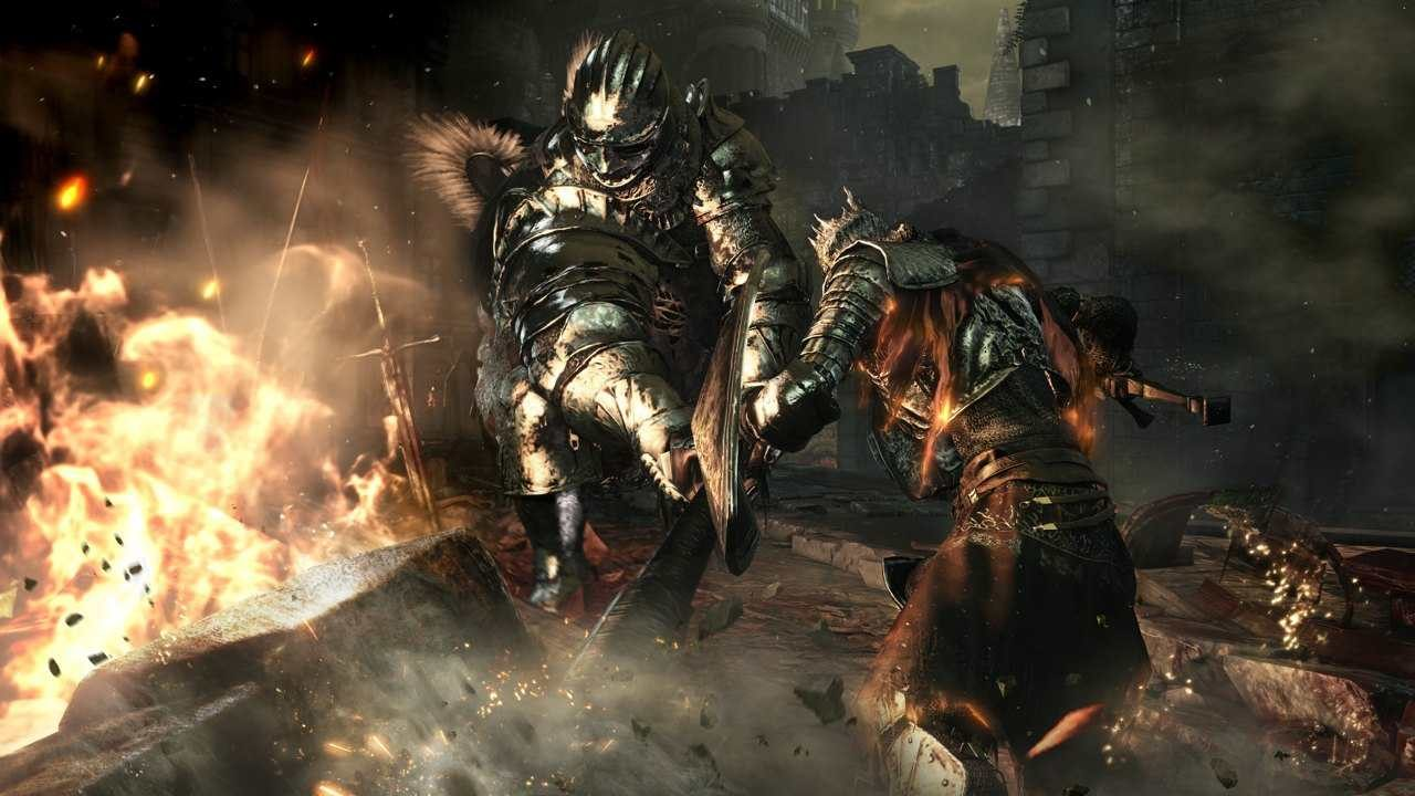 Dark Souls III è ora disponibile al pre-load