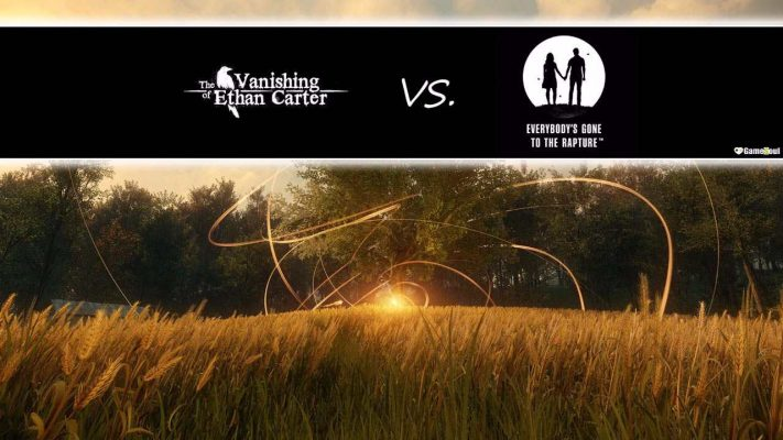 Avventure a confronto: The Vanishing of Ethan Carter VS Everybody's Gone to the Rapture