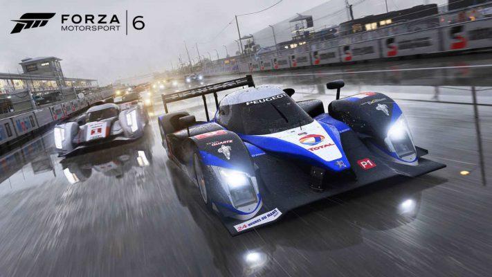 Ecco quanto spazio occuperà Forza Motorsport 6