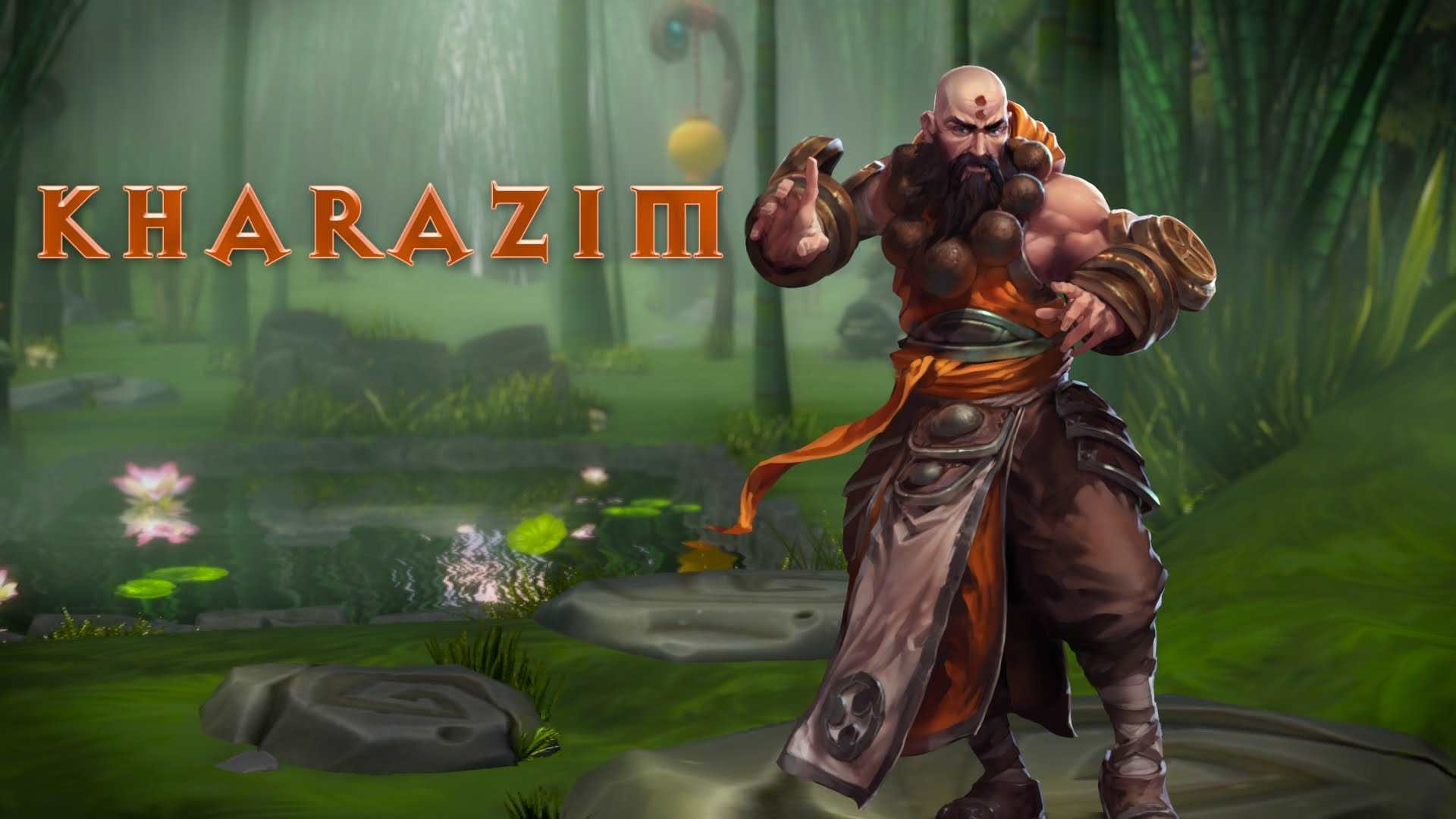 heroes of the storm kharazim