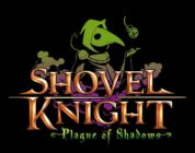 Un Trailer per Shovel Knight: Plague of Shadows