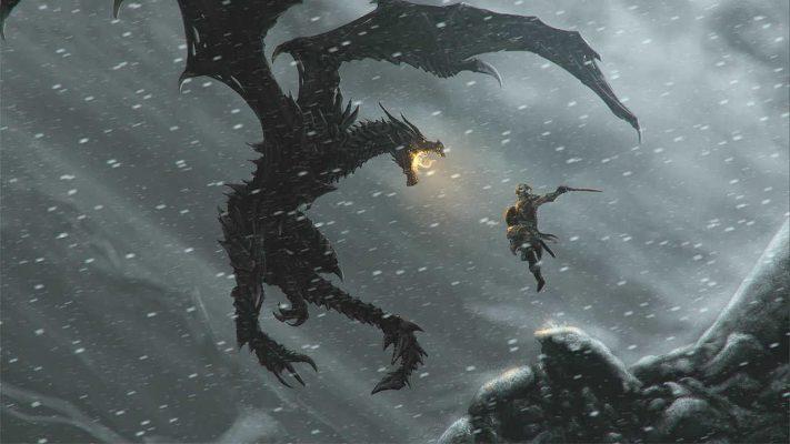 The Elder Scrolls 6 non è nei piani di Bethesda