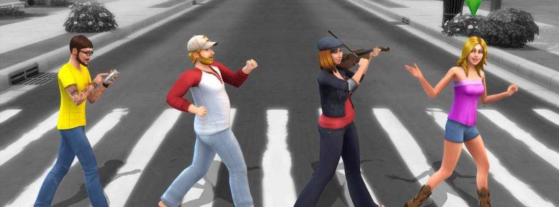 Un anno di The Sims 4 in un'infografica
