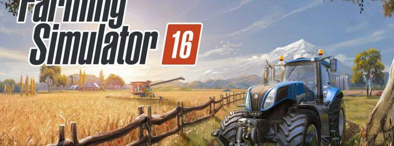 Farming Simulator 16: annunciata la data d'uscita per PSVita