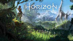 Horizon Zero Dawn offrirà ore e ore di esplorazione