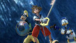 Kingdom Hearts 2.9 listato per PS4