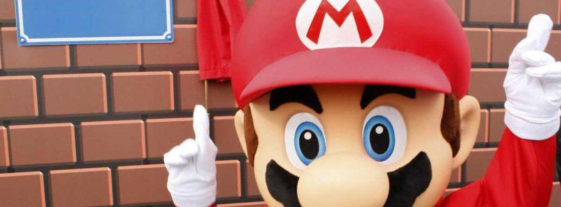 Ecco gli auguri di Google a Super Mario