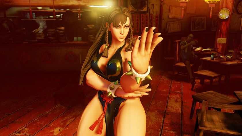 Street Fighter V-5