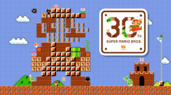 Super Mario Bros 30 years anniversary
